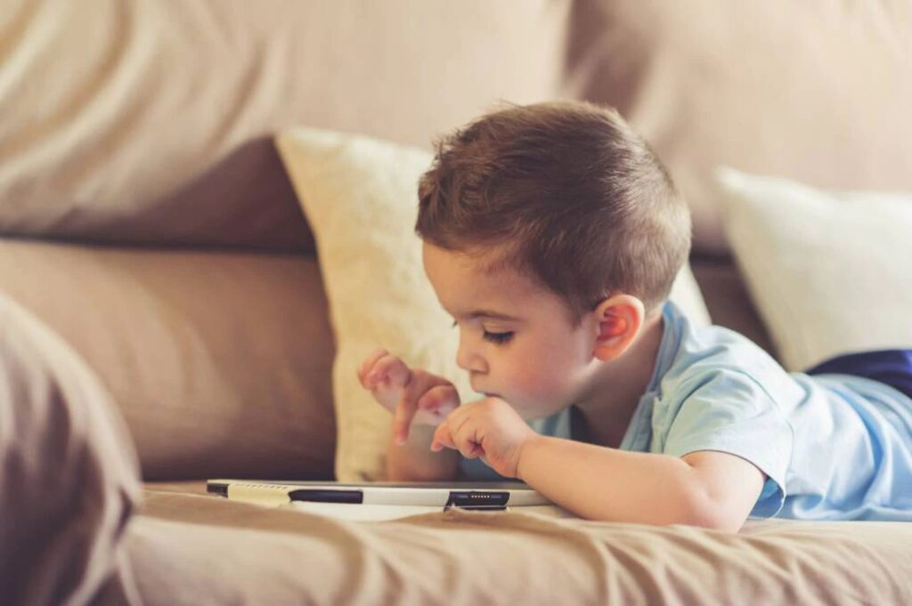 video games and children's brains